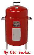 Char-Broil charcoal smoker