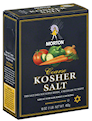 Morton coarse kosher salt
